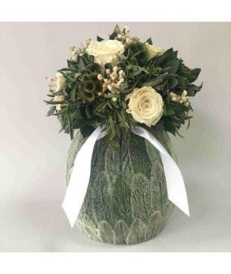 Бомбоньер 3 (стаб. цветы)