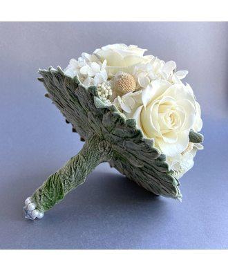 Букет «Всё для тебя» (стаб. цветы)