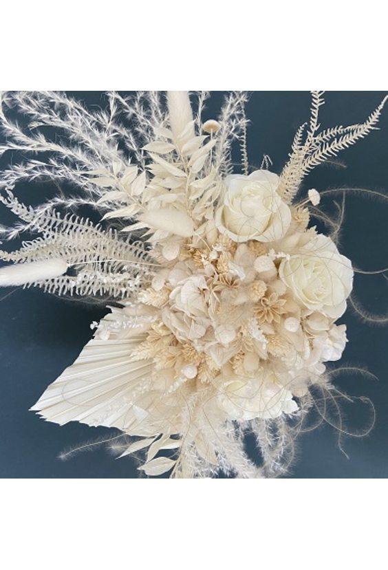 Снежная королева (стаб. цветы)