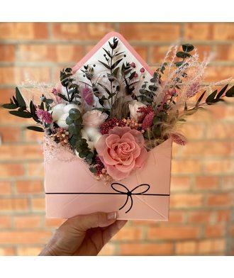 Конвертик (стаб. цветы)