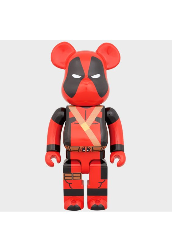 Bearbrick Deadpool 400%