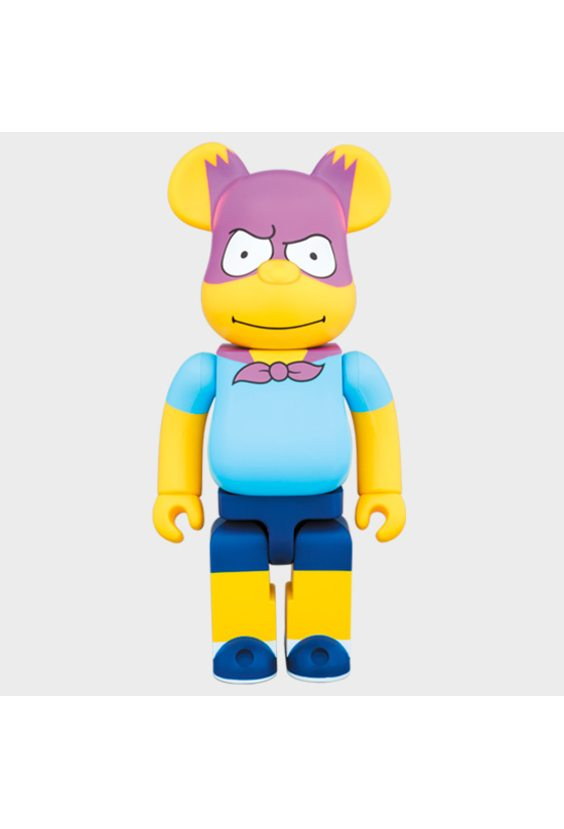 Bearbrick Bartman 400%