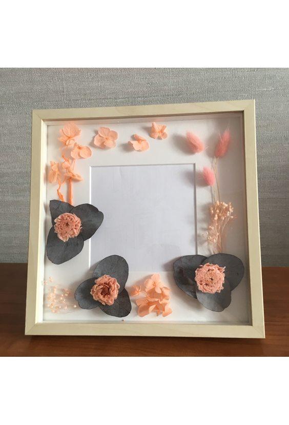 Рамка для фото «Японский сад» (стаб. цветы)