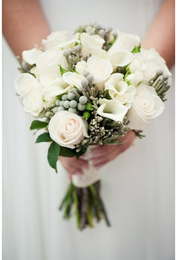 """Букет невесты """"Стильная классика"""""""