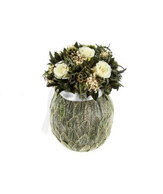 Бомбоньер 5 (стаб. цветы)