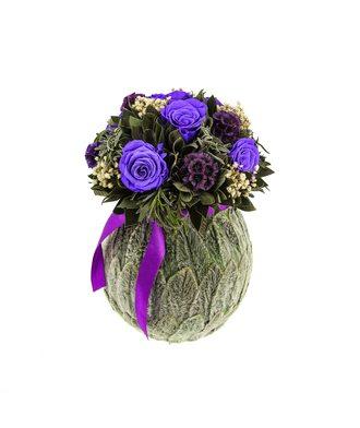 Бомбоньер 8 (стаб. цветы)