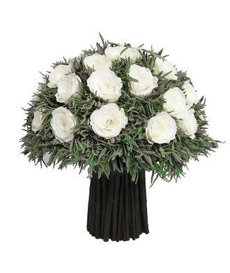 Композиция из лаванды 7 (стаб. цветы)