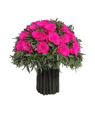 Композиция из лаванды 6 (стаб. цветы)