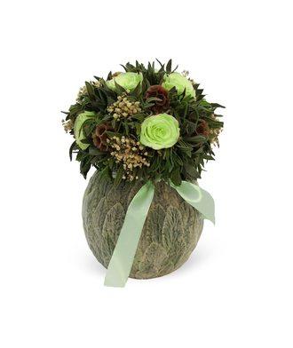 Бомбоньер 6 (стаб. цветы)