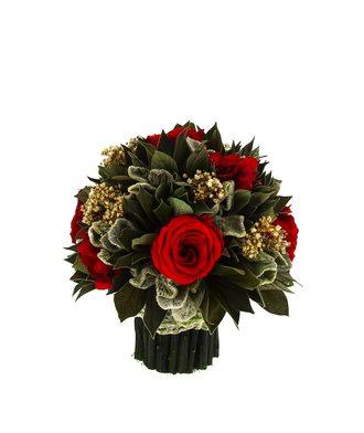 Букет средний 2 (стаб. цветы)