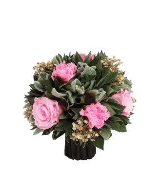 Букет средний 4 (стаб. цветы)