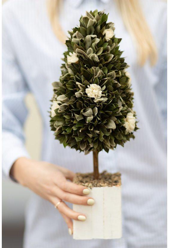 Топиарий 1 (стаб. цветы)