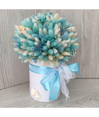 Морское чудо (стаб. цветы)