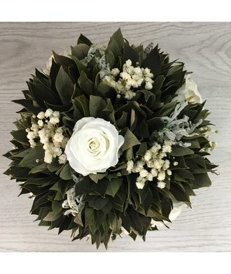 Бомбоньер 2 (стаб. цветы)