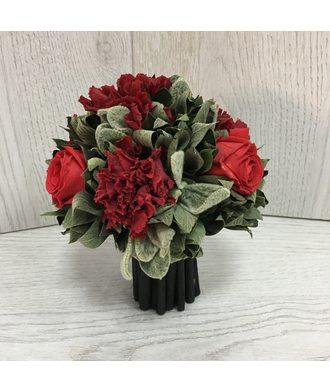 Маленький букет 11 (стаб. цветы)