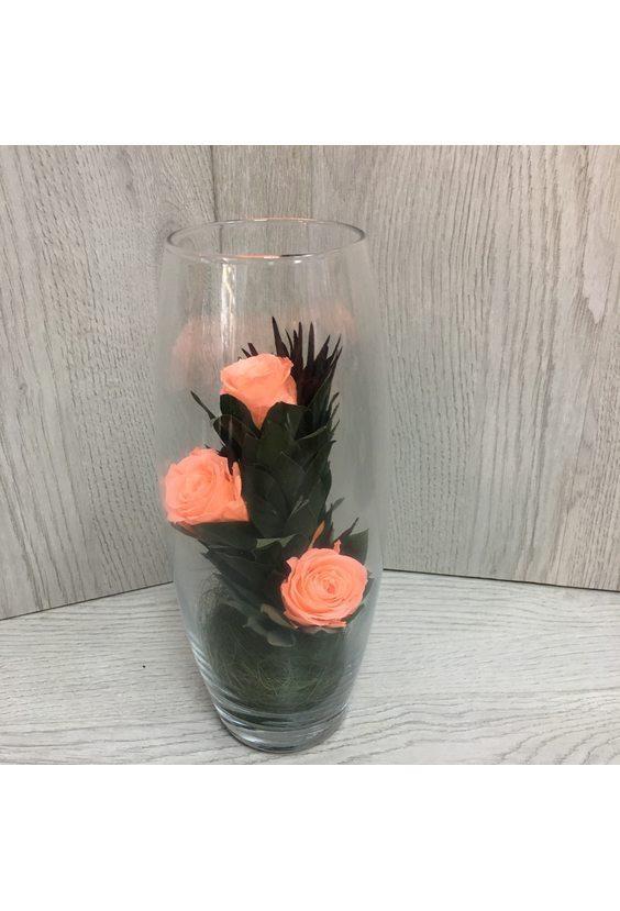 Ваза 2 (стаб. цветы)