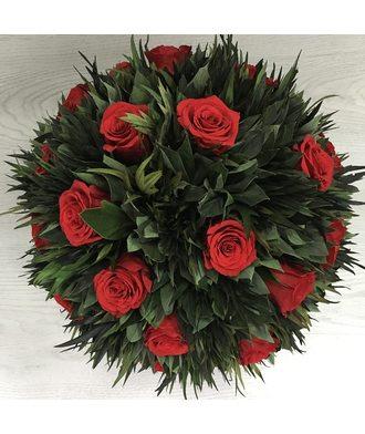Большой букет 3 (стаб. цветы)