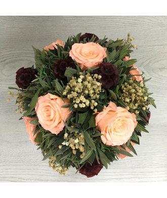 Бомбоньер 11 (стаб. цветы)