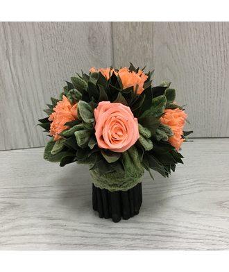 Маленький букет 2 (стаб. цветы)