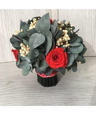 Букет из эвкалипта (стаб. цветы)