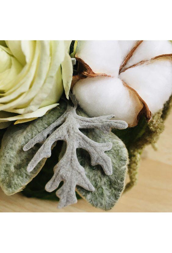 Изумруд (стаб. цветы)