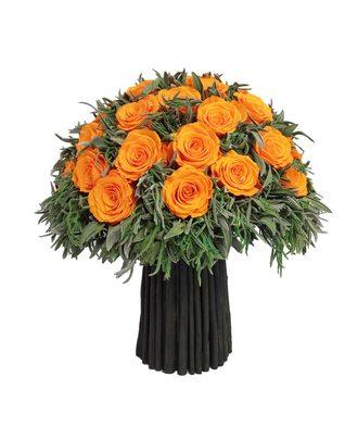Композиция из лаванды 1 (стаб. цветы)