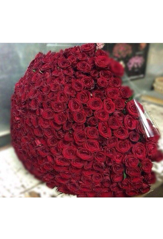 Букет № 26, 151 роза