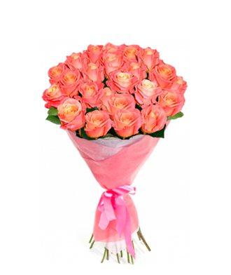 Букет № 34, 25 роз