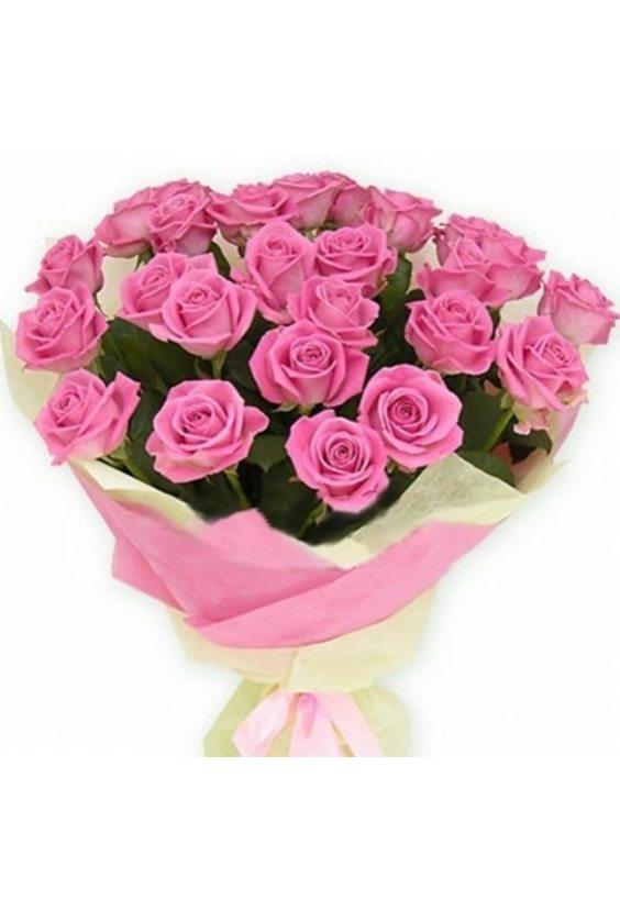 Букет № 52, 25 роз