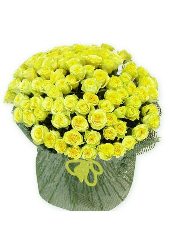 Букет № 57, 101 роза