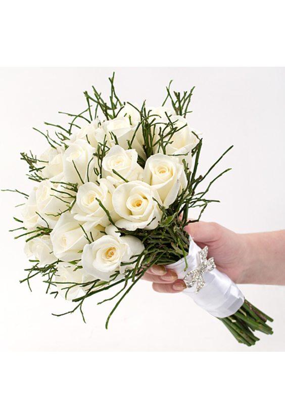 Свадебный букет № 27