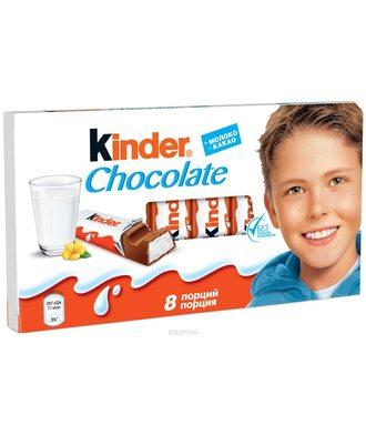 KINDER Chocolate 100 г
