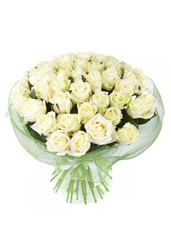 Букет «Облако любви» (51 роза)