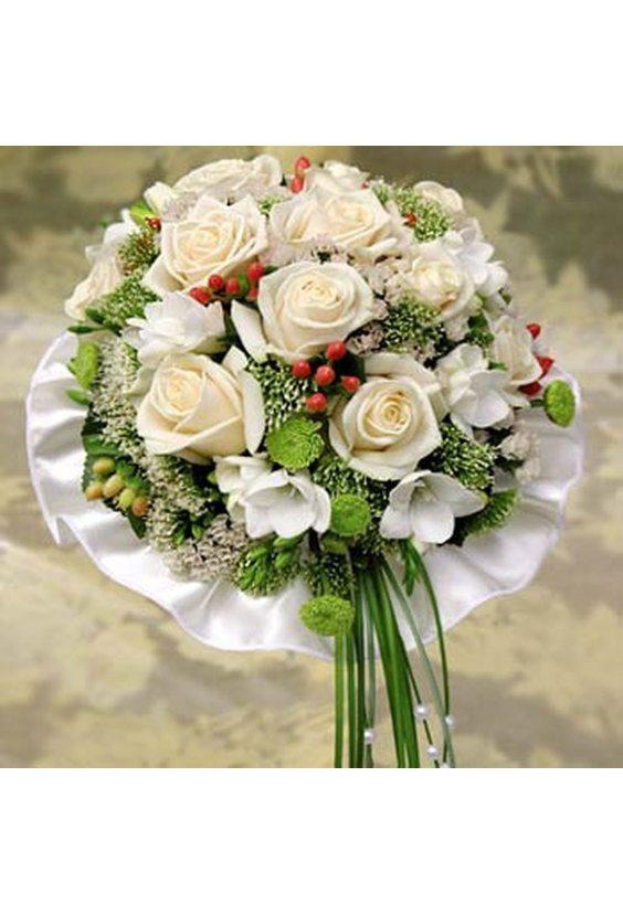 Букет невесты № 15