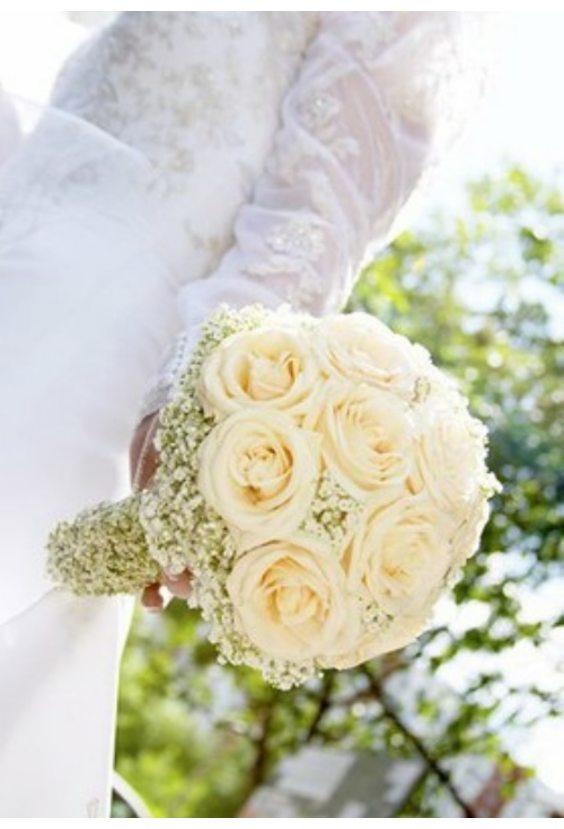 Букет невесты № 16