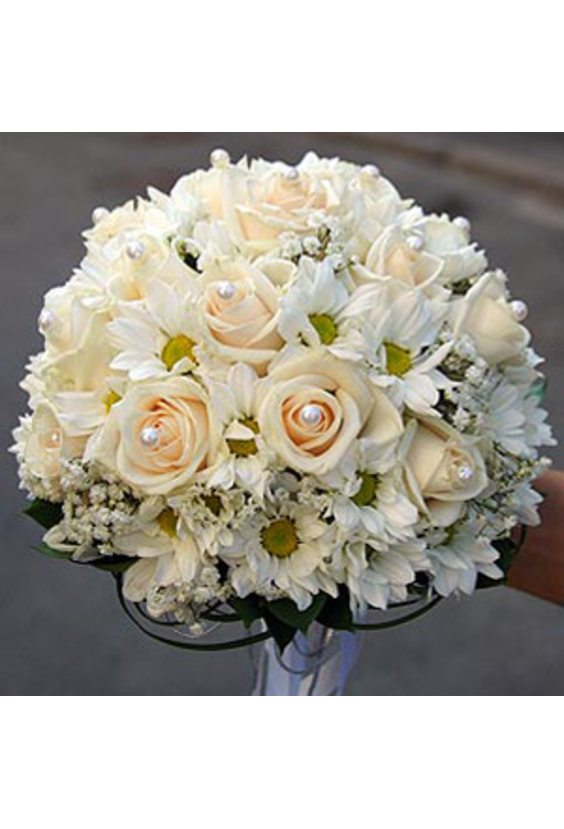 Букет невесты № 21