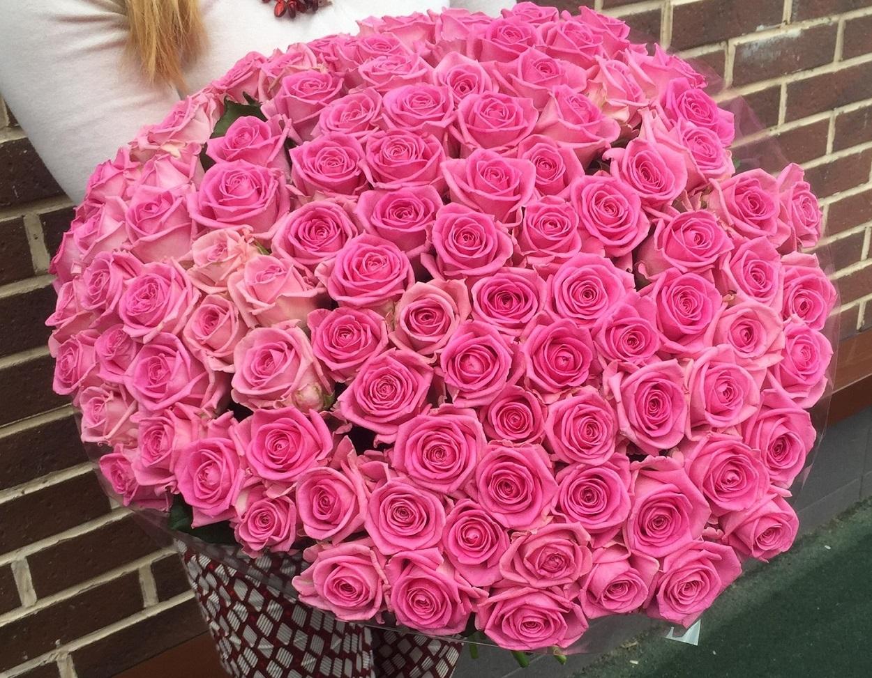 Дешевые москве, 101 роза букеты фото